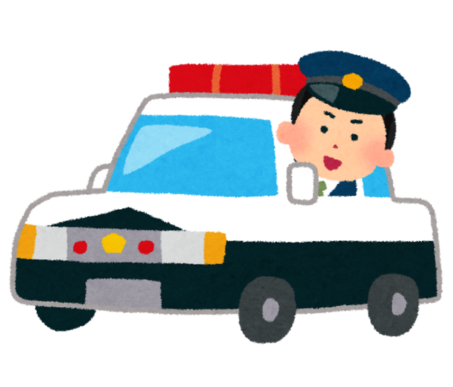 【悲報】襲われた警官クビになる可能性が・・・