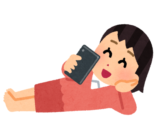 smartphone_nekorogaru_woman.png
